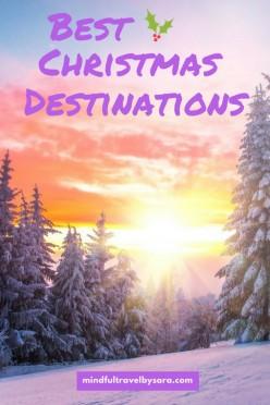 The Top Five Romantic Christmas Destinations