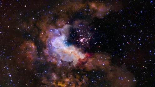 Nebula Gum 29 taken by Hubble Space Telescope.