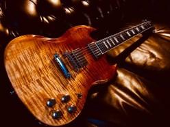 Extraordinary New Gibson SG Guitars