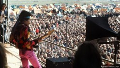 Still today Hendrix is considered by many to be the greatest Rock Guitarist ever