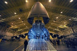 US Air Force Uses This Large Aircraft Model for Military Transport