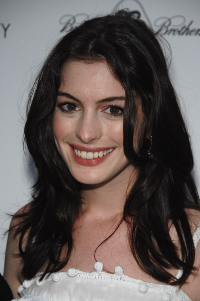 Anne Hathaway's Smile