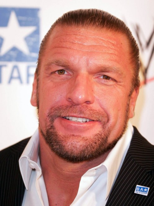 Triple H is a 14 time World Heavyweight Champion in the WWE.