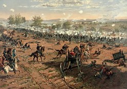 Gettysburg - The Battle and The Ghosts