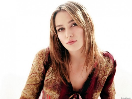 Keira Knightley's adorable