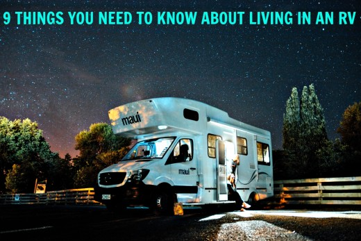9 Things You Need to Know About Living in an RV | AxleAddict