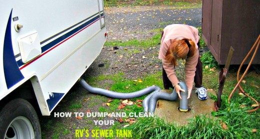 Learn the best and most effective methods for dumping and deep cleaning your RV's blackwater tank.