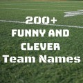 A Complete List of Cool and Funny Team Names