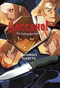 Light Novel Review: Baccano! Volume 1: The Rolling Bootlegs by Ryohgo Narita