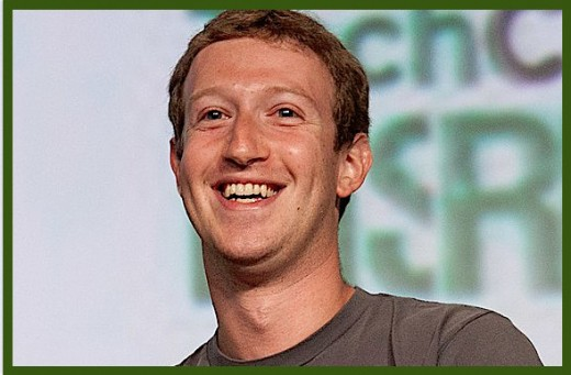 In 2004, Mark Zuckerberg started Facebook in his college dorm room and in 2018 had an estimated net worth of $55 billion.