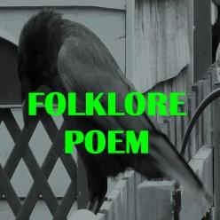 Folklore Poem - Superstitions