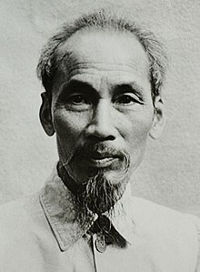 Ho Chi Minh: Vietnamese nationalist and leader during the Vietnam War, and elected national leader of Vietnam following the war.