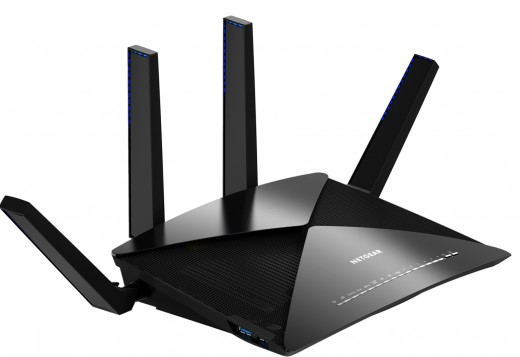 Smart Home Technology: Wireless Routers