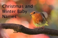 50 Christmas and Winter Baby Names