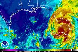 Irma in mid-week