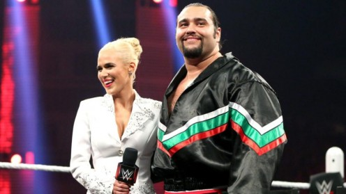 How Rusev and Lana Crushed Their Way Through WWE