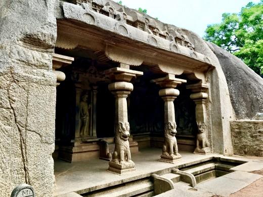 Varaha Cave, Mamallapuram
