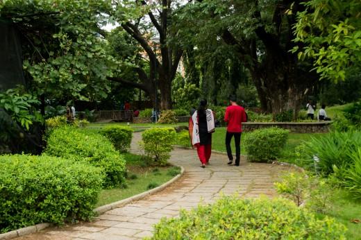 Semmozhi Poonga, An Oasis in Chennai