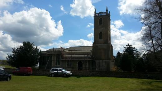 Radley Church no longer exists, but its bells still toll...