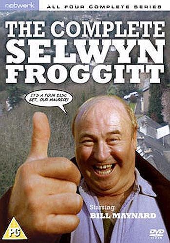 Bill Maynard as Selwyn Froggitt