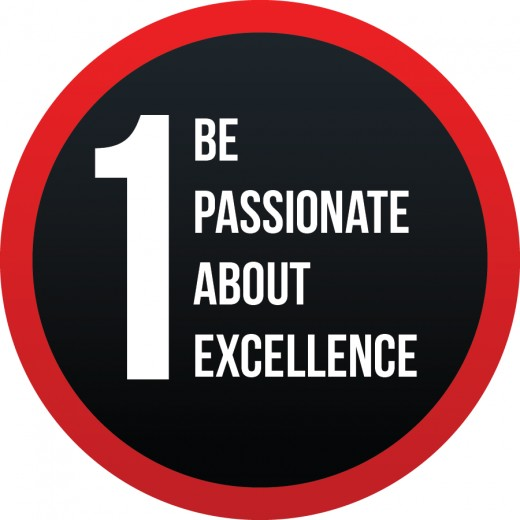 Being passionate about excellence is what drive every successful brand. As an influencer, you should show the same in the content you create.