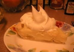 Banana Cream Pie - A Family Favorite