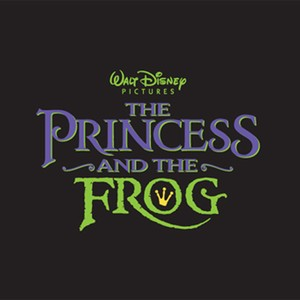 The Princess and the Frog the movie