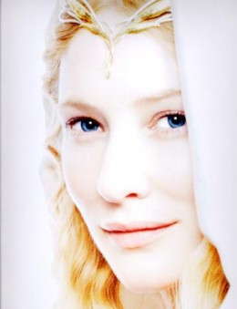 Cate Blanchett —— the Gorgeous