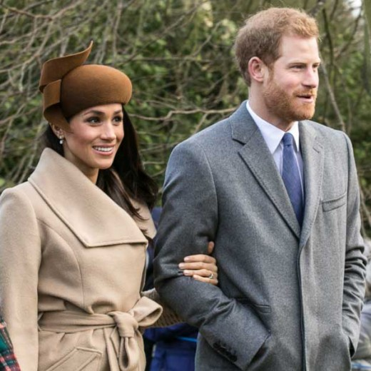 Prince Harry and Meghan Markle expecting first child in Spring of 2019.