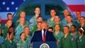 President Trump Visits Iraq During Holiday