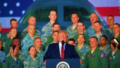 President Trump Visits Iraq During Holiday