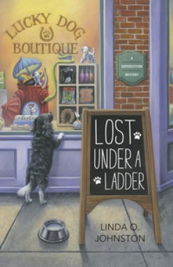 Book Review: Lost Under a Ladder by Linda O. Johnston