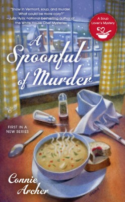 Book Review: A Spoonful of Murder by Connie Archer