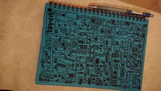 My own grateful journal