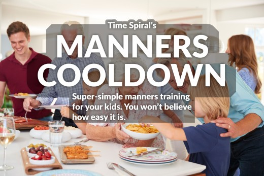 """The """"Manners Cooldown"""" technique, by Time Spiral"""