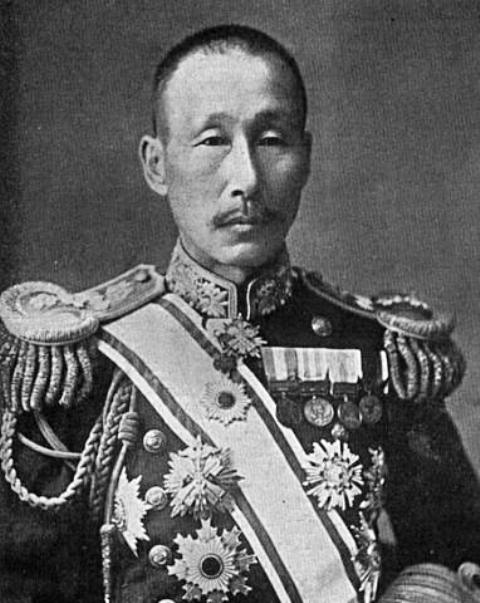 Japanese Prime Minister, former Naval Chief Tomosaburo Kato, who was closely associated with Sempill