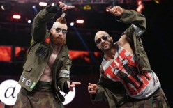 How Sheamus and Cesaro Raised, Set, and Became The Bar