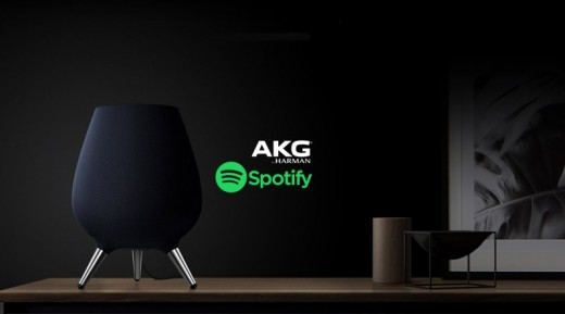 AKG and Spotify