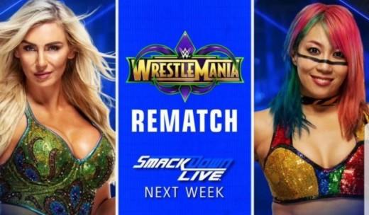 WWE Rematch Promo