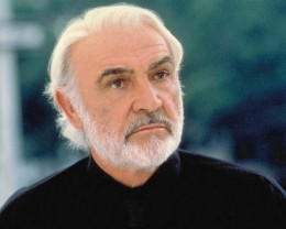 Sean Connery at present