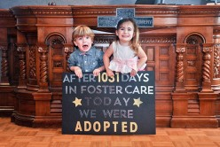 For the Love of Her Foster Child