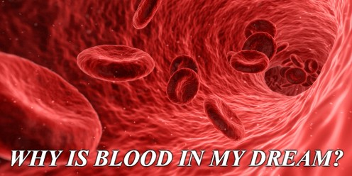 What Blood Means in Dreams