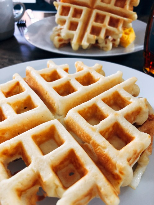 Easy Homemade Waffles