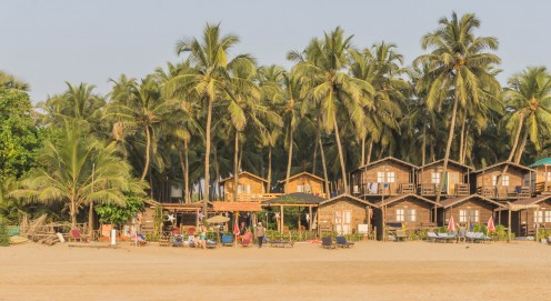 Places to stay at Agonda Beach