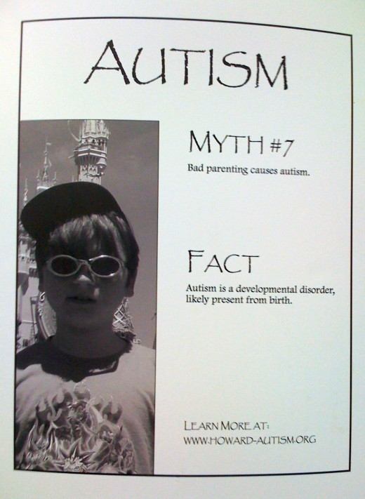 There are many myths around autism.
