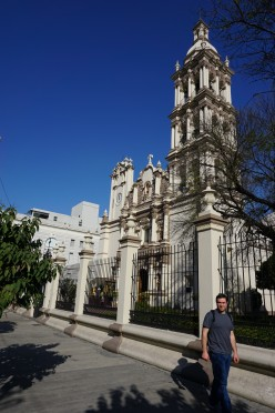 Visiting Monterrey´s Macro Plaza