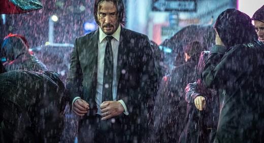 "Keanu Reeves returns as John Wick in, ""John Wick: Chapter 3."""