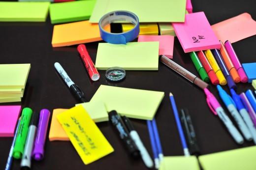 An organized approach is key.