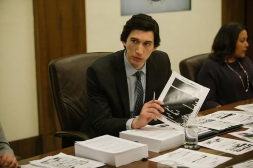 """Adam Driver as Daniel Jones in, """"The Report."""""""