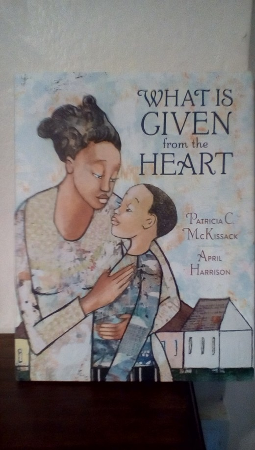 Beautiful picture book by the late Patricia C. McKissack.